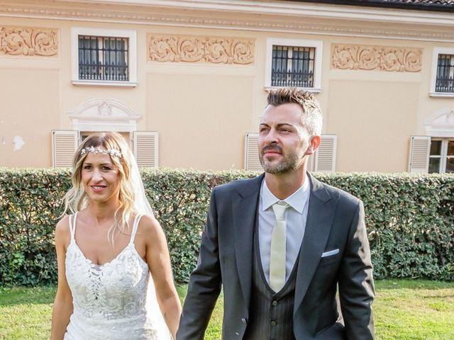 Il matrimonio di Alex e Marianna a Calcio, Bergamo 107
