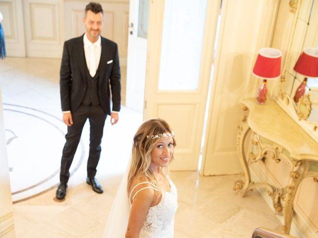 Il matrimonio di Alex e Marianna a Calcio, Bergamo 109