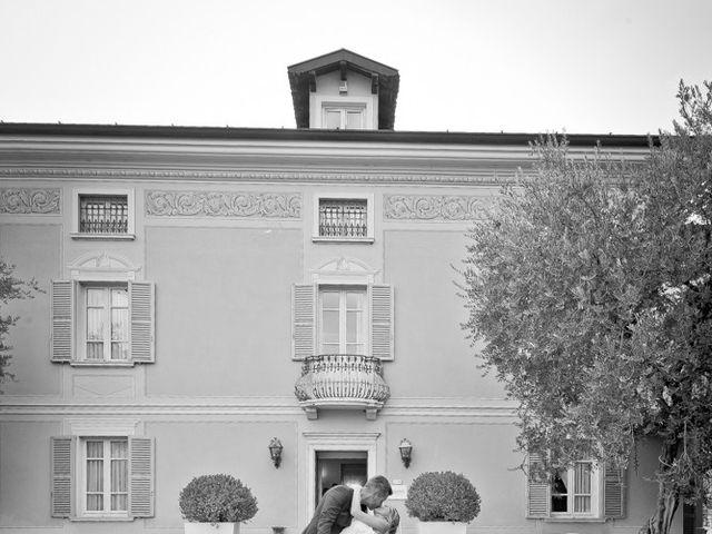 Il matrimonio di Alex e Marianna a Calcio, Bergamo 118
