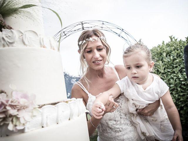 Il matrimonio di Alex e Marianna a Calcio, Bergamo 129