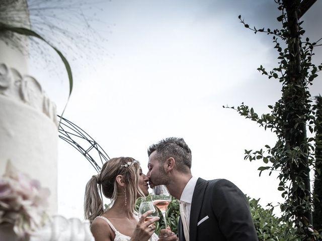 Il matrimonio di Alex e Marianna a Calcio, Bergamo 131