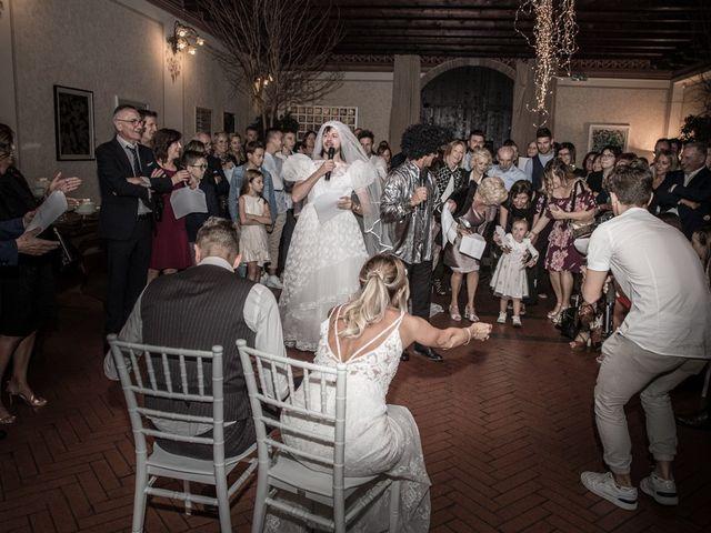 Il matrimonio di Alex e Marianna a Calcio, Bergamo 145