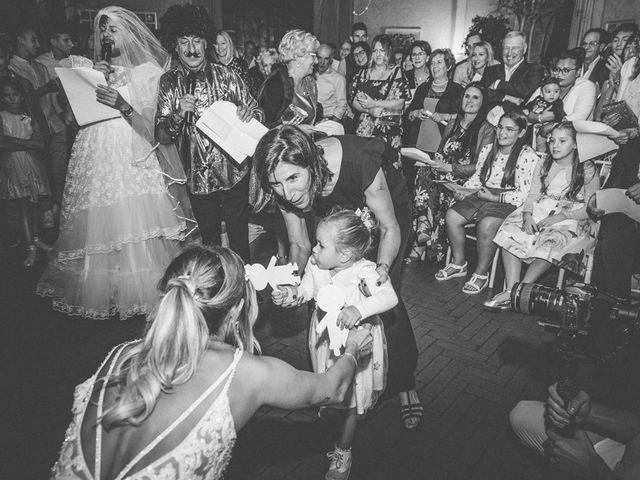 Il matrimonio di Alex e Marianna a Calcio, Bergamo 146