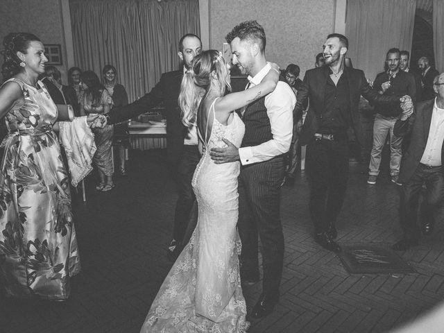 Il matrimonio di Alex e Marianna a Calcio, Bergamo 148