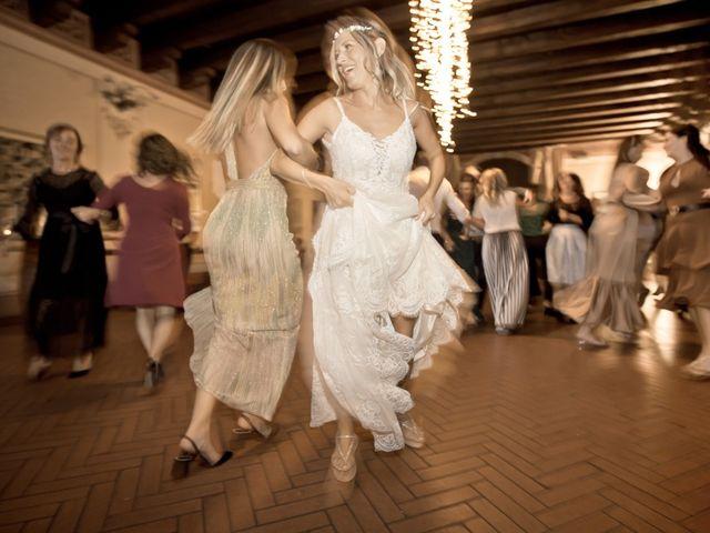 Il matrimonio di Alex e Marianna a Calcio, Bergamo 154