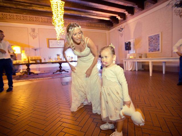 Il matrimonio di Alex e Marianna a Calcio, Bergamo 155