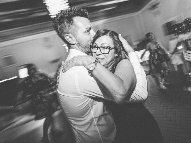 Il matrimonio di Alex e Marianna a Calcio, Bergamo 156