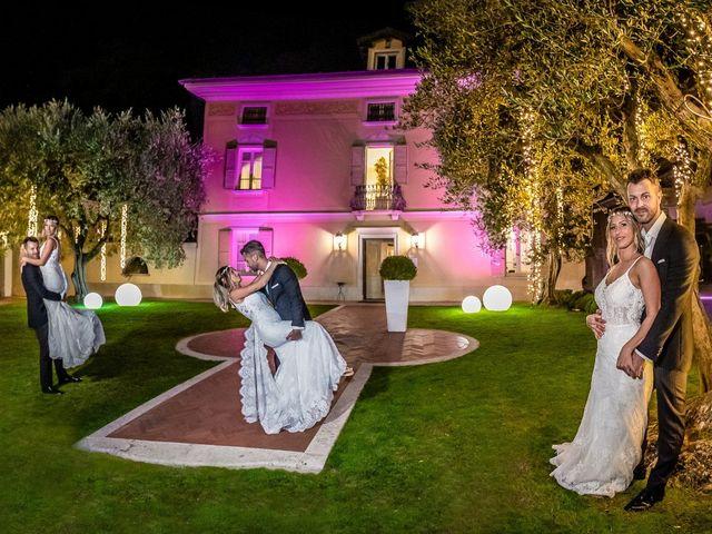 Il matrimonio di Alex e Marianna a Calcio, Bergamo 161