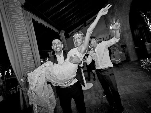 Il matrimonio di Alex e Marianna a Calcio, Bergamo 164