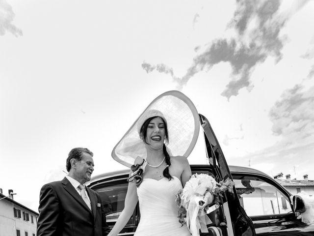 Il matrimonio di Dario e Alessia a Lomagna, Lecco 6