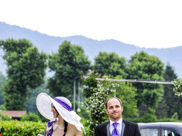 Il matrimonio di Dario e Alessia a Lomagna, Lecco 10