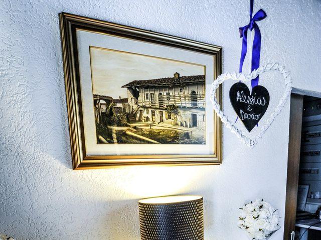 Il matrimonio di Dario e Alessia a Lomagna, Lecco 11