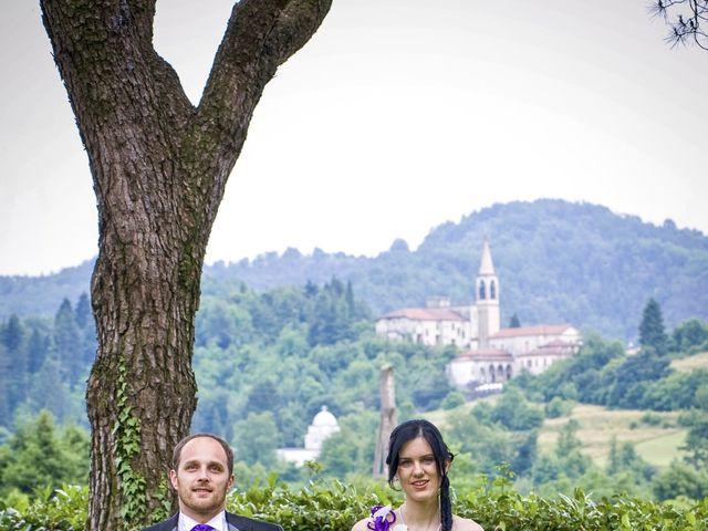 Il matrimonio di Dario e Alessia a Lomagna, Lecco 15