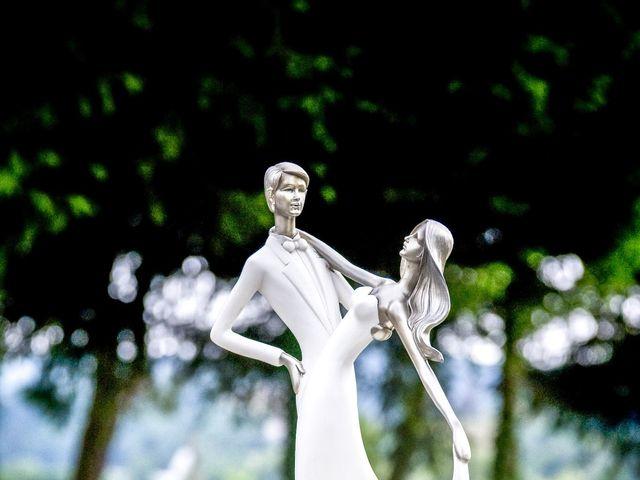 Il matrimonio di Dario e Alessia a Lomagna, Lecco 19