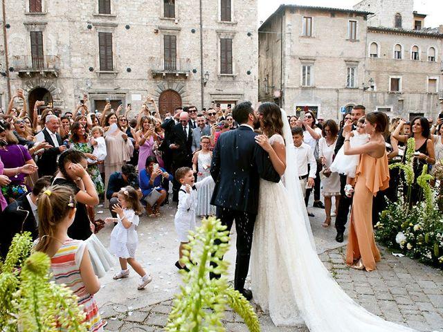 Il matrimonio di Marco e Sara a Ascoli Piceno, Ascoli Piceno 16