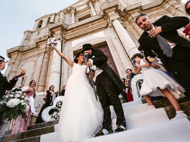 Il matrimonio di Stefano e Sofia a Siculiana, Agrigento 57