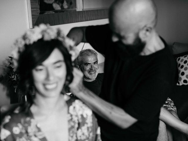 Il matrimonio di Emanuele e Martina a Vinci, Firenze 6