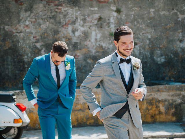 Il matrimonio di Emanuele e Martina a Vinci, Firenze 15