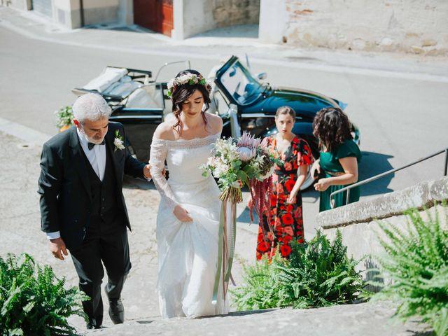 Il matrimonio di Emanuele e Martina a Vinci, Firenze 20