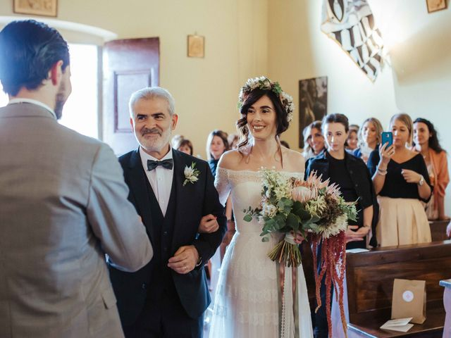 Il matrimonio di Emanuele e Martina a Vinci, Firenze 21