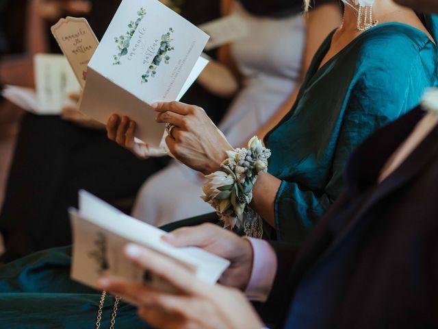 Il matrimonio di Emanuele e Martina a Vinci, Firenze 25