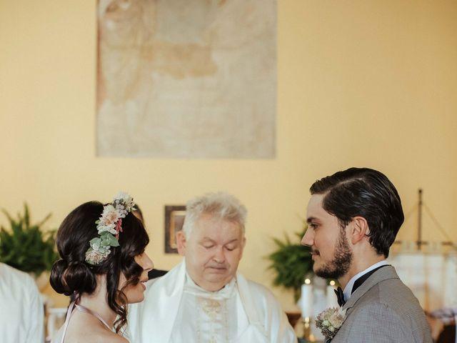 Il matrimonio di Emanuele e Martina a Vinci, Firenze 26