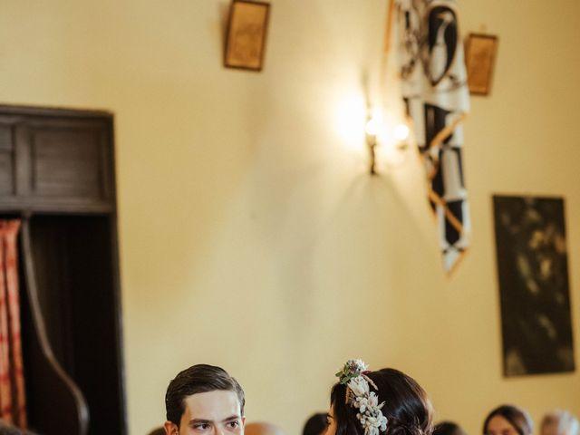 Il matrimonio di Emanuele e Martina a Vinci, Firenze 34