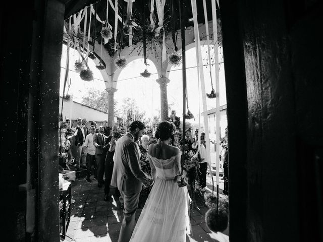 Il matrimonio di Emanuele e Martina a Vinci, Firenze 35