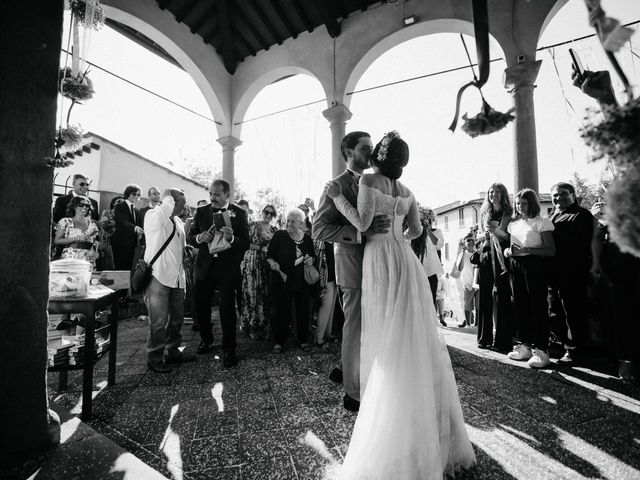 Il matrimonio di Emanuele e Martina a Vinci, Firenze 36