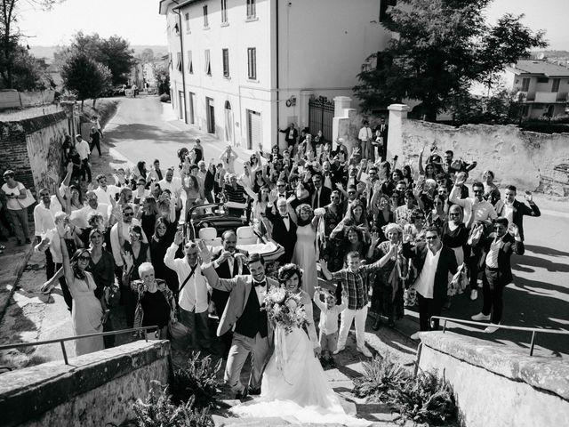 Il matrimonio di Emanuele e Martina a Vinci, Firenze 39