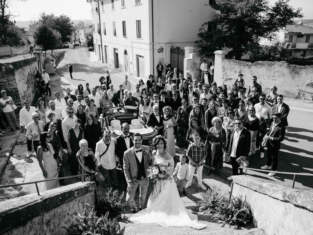 Il matrimonio di Emanuele e Martina a Vinci, Firenze 40