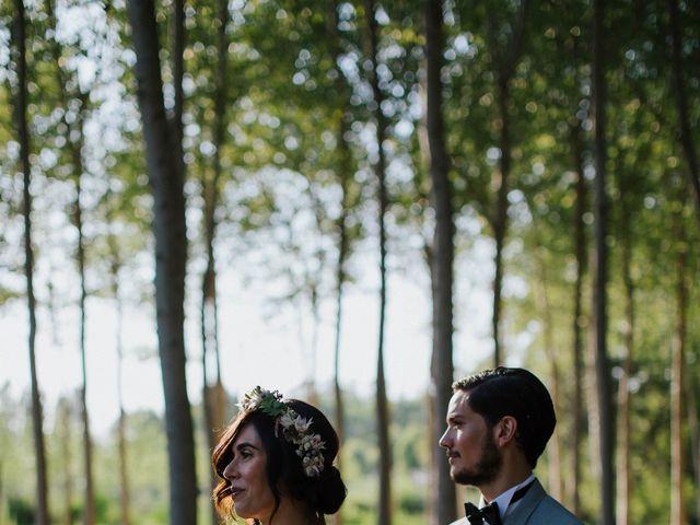 Il matrimonio di Emanuele e Martina a Vinci, Firenze 43