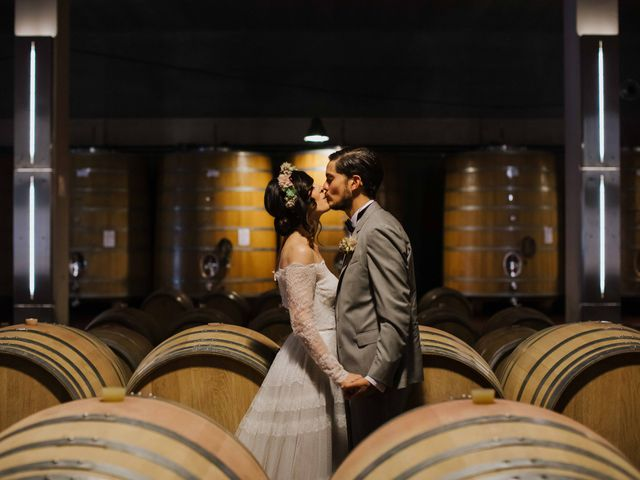 Il matrimonio di Emanuele e Martina a Vinci, Firenze 48