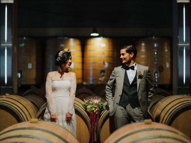 Il matrimonio di Emanuele e Martina a Vinci, Firenze 49