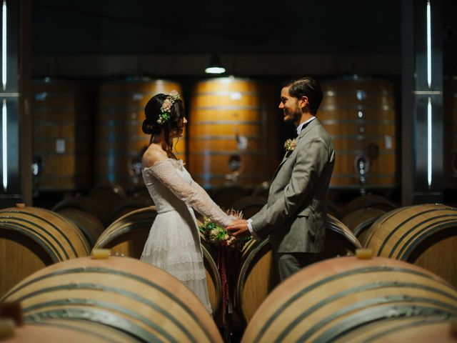 Il matrimonio di Emanuele e Martina a Vinci, Firenze 50