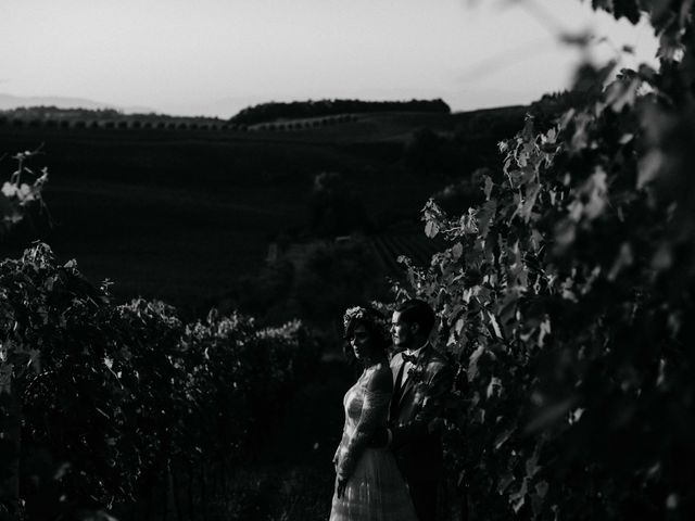 Il matrimonio di Emanuele e Martina a Vinci, Firenze 54