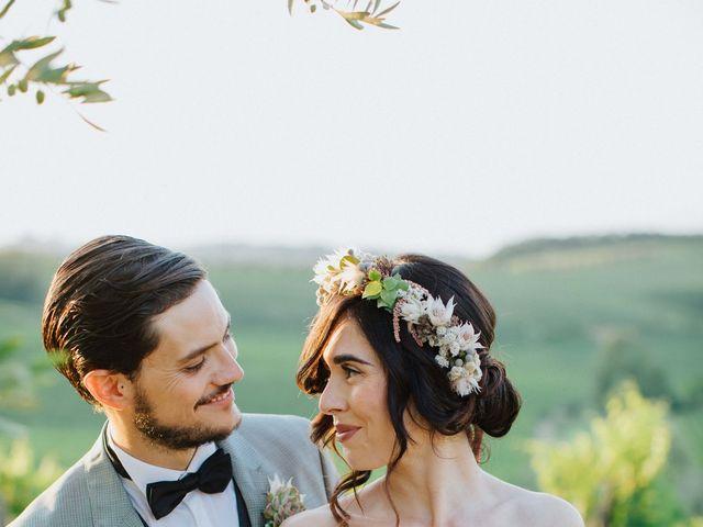 Il matrimonio di Emanuele e Martina a Vinci, Firenze 55