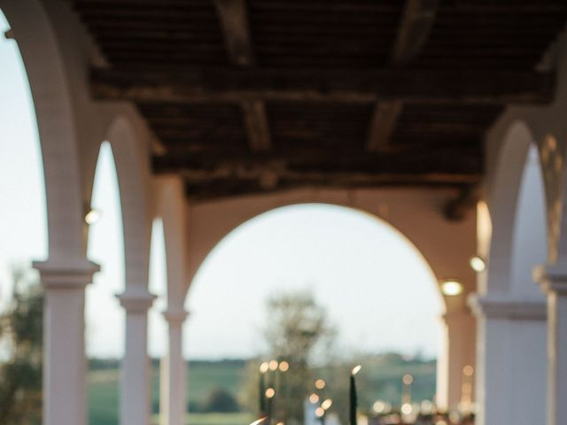 Il matrimonio di Emanuele e Martina a Vinci, Firenze 56