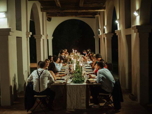 Il matrimonio di Emanuele e Martina a Vinci, Firenze 59