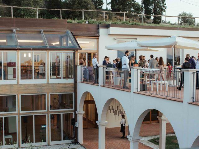Il matrimonio di Emanuele e Martina a Vinci, Firenze 64