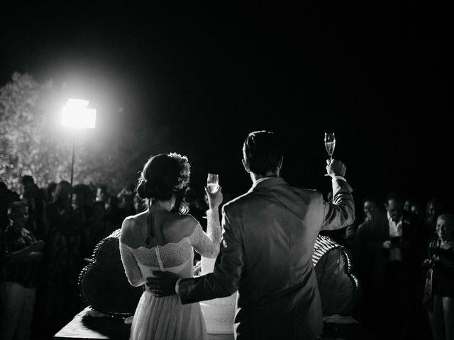 Il matrimonio di Emanuele e Martina a Vinci, Firenze 67