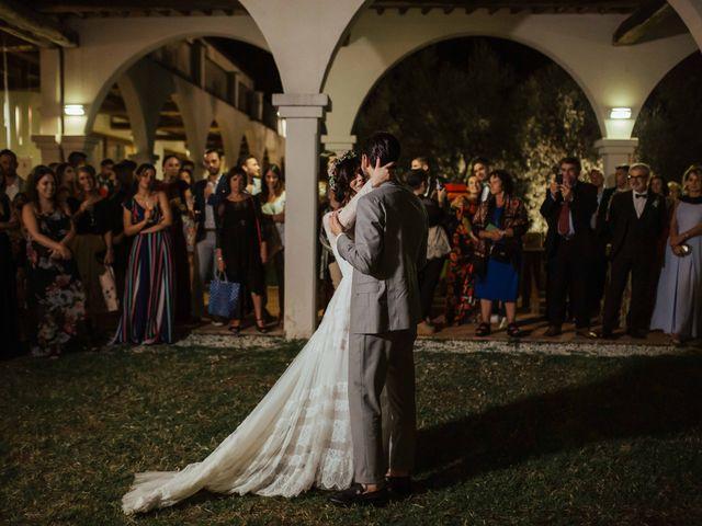 Il matrimonio di Emanuele e Martina a Vinci, Firenze 71