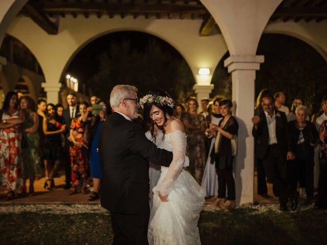 Il matrimonio di Emanuele e Martina a Vinci, Firenze 72
