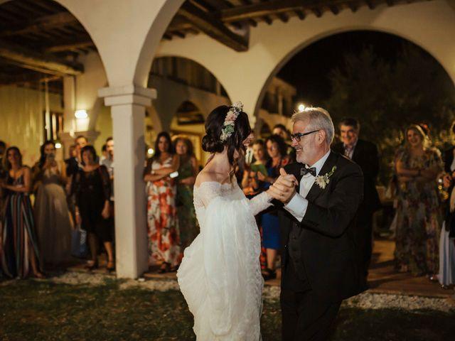 Il matrimonio di Emanuele e Martina a Vinci, Firenze 73