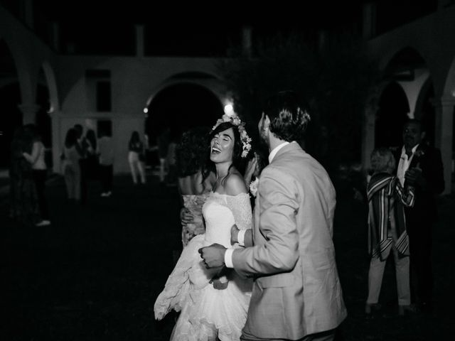 Il matrimonio di Emanuele e Martina a Vinci, Firenze 77