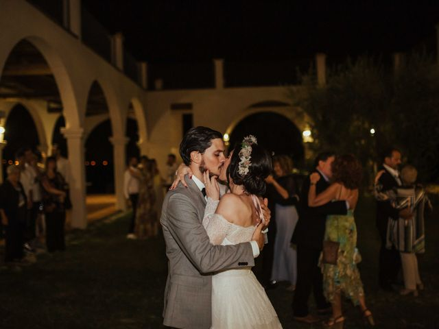 Il matrimonio di Emanuele e Martina a Vinci, Firenze 78