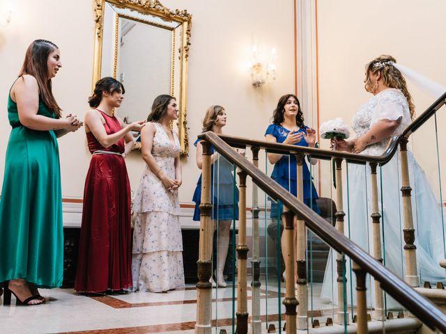 Il matrimonio di Nicole e Simone a Treviso, Treviso 7