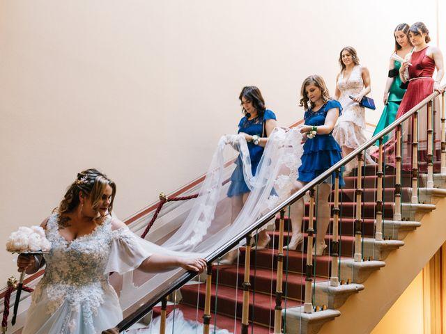 Il matrimonio di Nicole e Simone a Treviso, Treviso 9