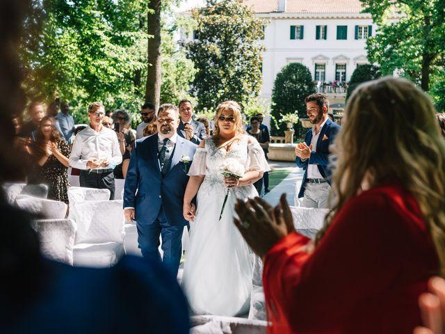 Il matrimonio di Nicole e Simone a Treviso, Treviso 11