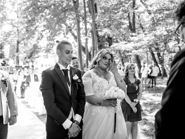 Il matrimonio di Nicole e Simone a Treviso, Treviso 12